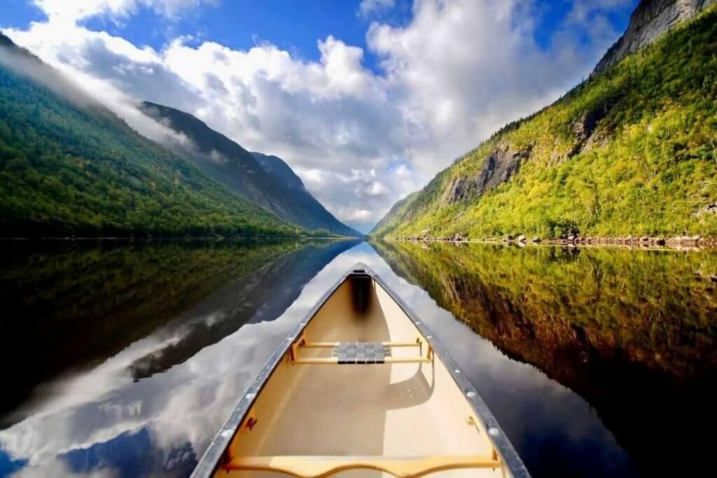 Adventure Breaks For Adults - Canoe Scotland Staycation