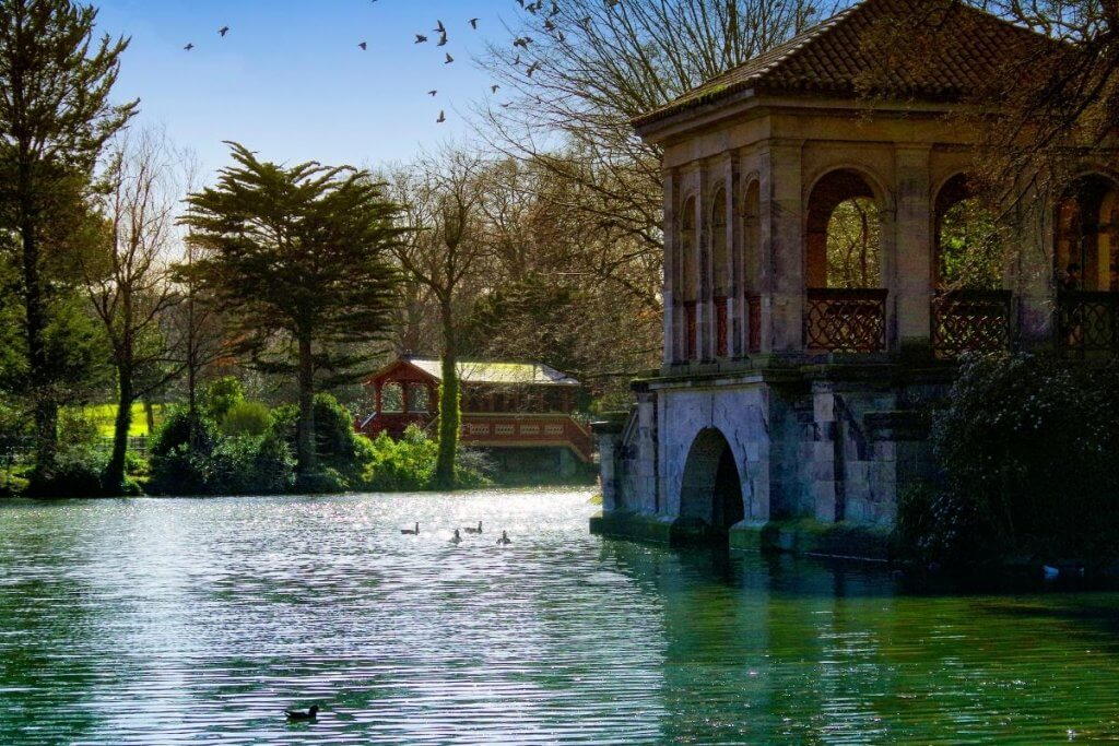 Birkenhead Park is considered one of the best parks in Wirral
