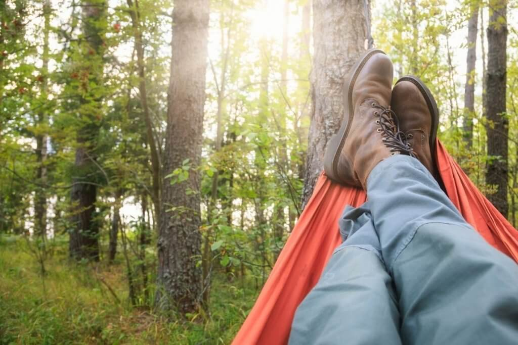 Hammpcks for camping