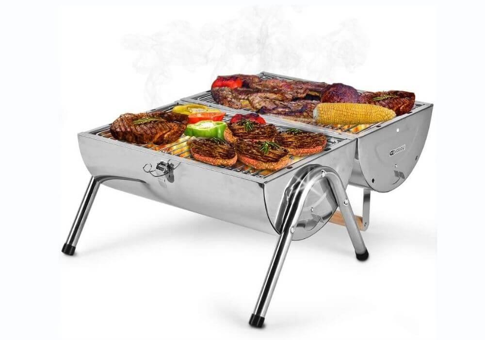Deuba Portable BBQ Grill