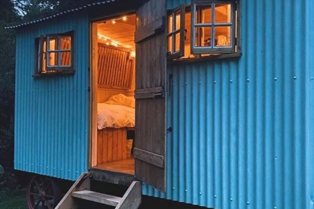 Fernwood Glamping in the New Forest