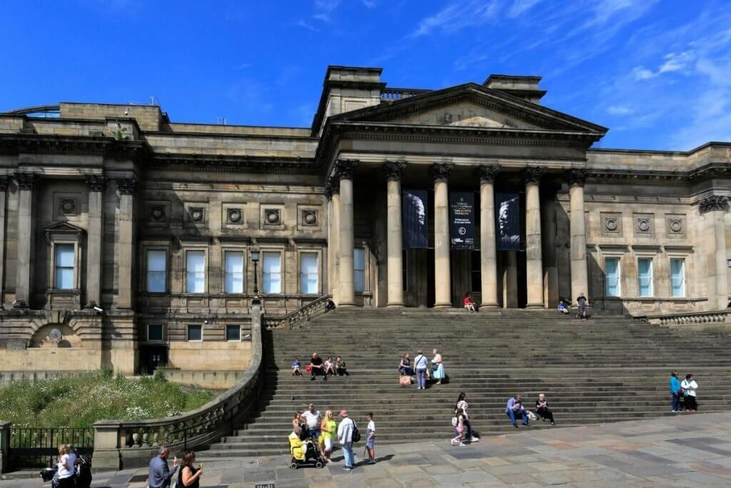 Museum of Liverpool offers free entry