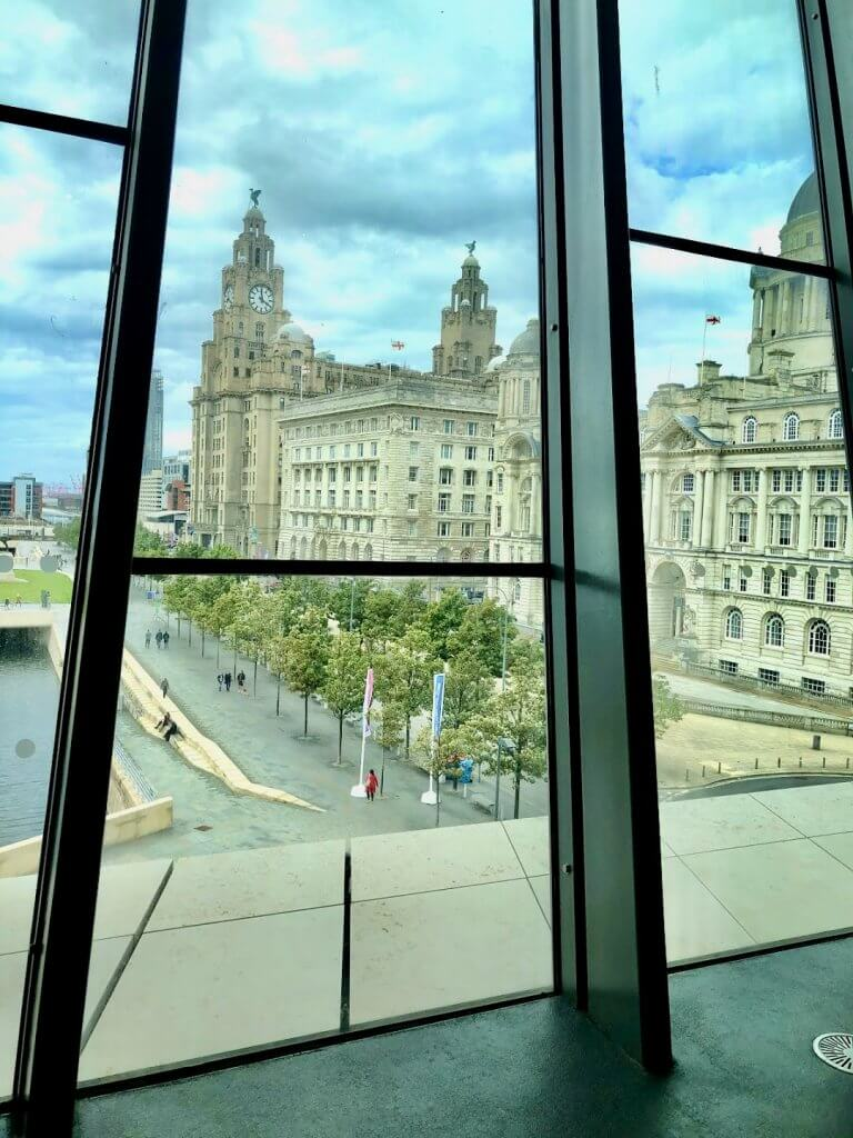 Visiting the Museum of Liverpool is one of the best free things to do in Liverpool