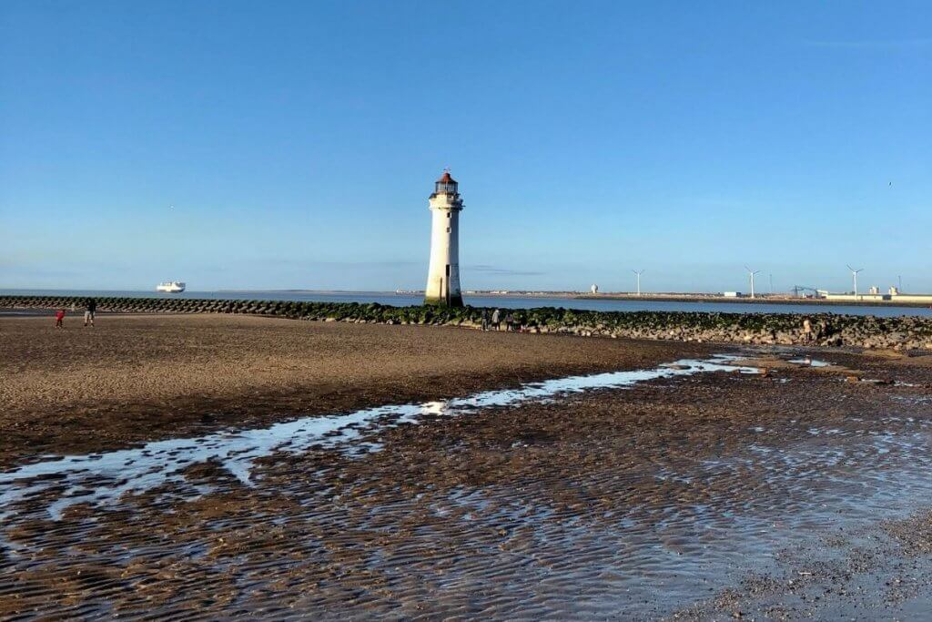 New Brighton Wirral Camping