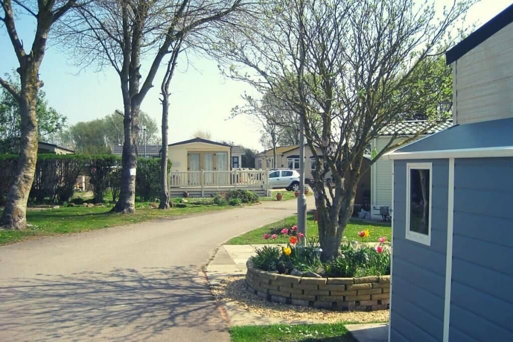 Park Lane Holiday Park Caravan Site Wirral