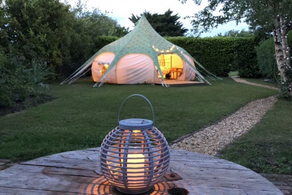 Lymington Glamping Retreat In The New Forest