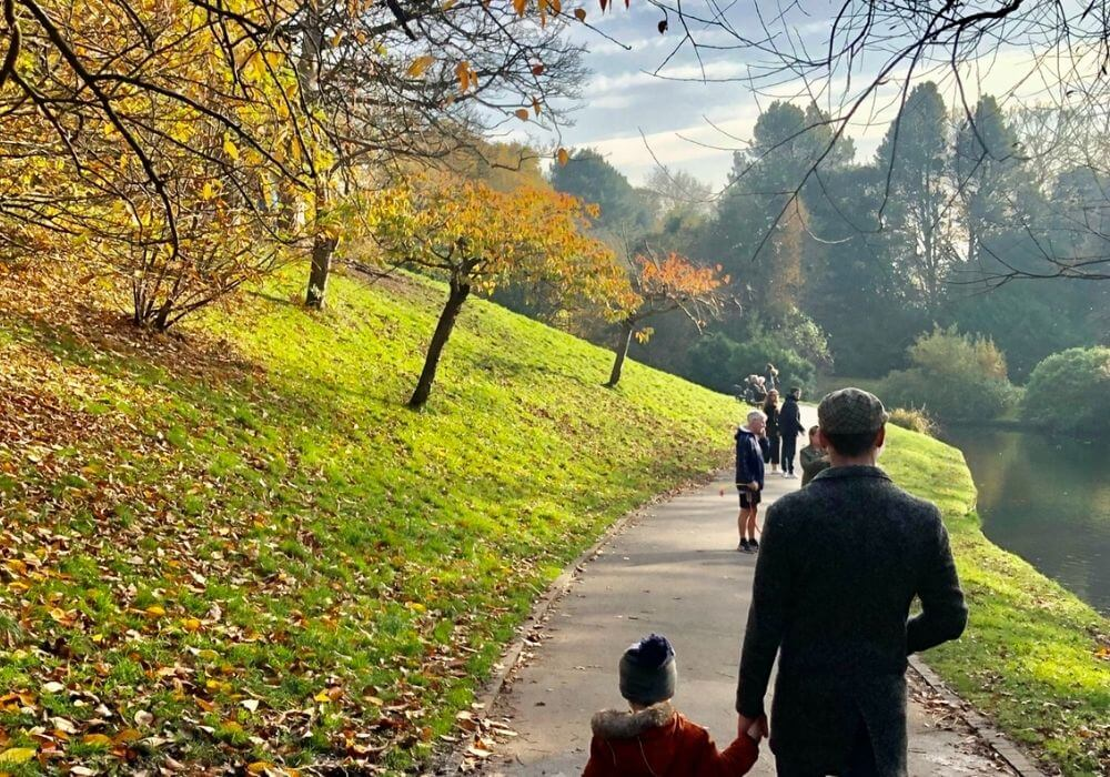 Sefton Park is one of our favourite free things to do in Liverpool