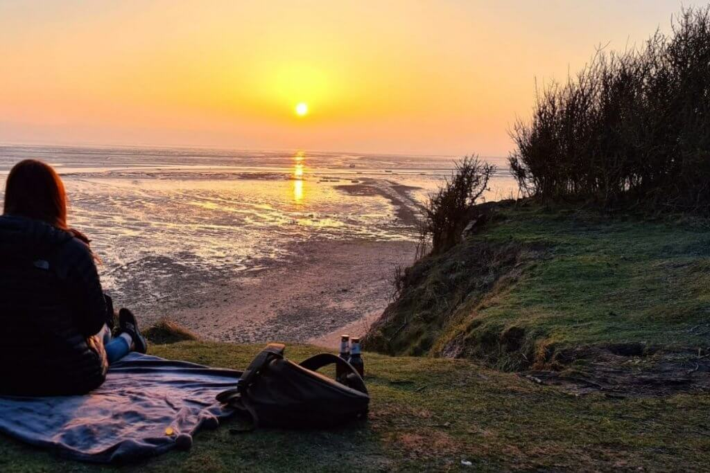Wirral Country Park is one of the best parks in Wirral