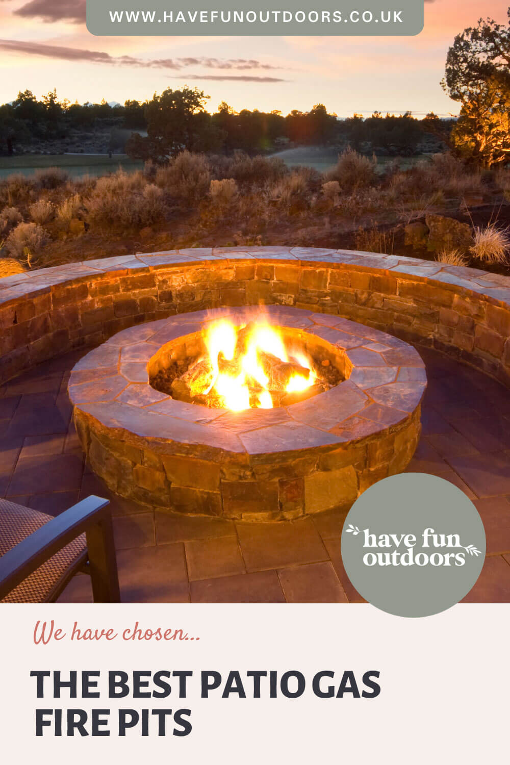 8 Of The Best Patio Gas Fire Pits For Your Garden