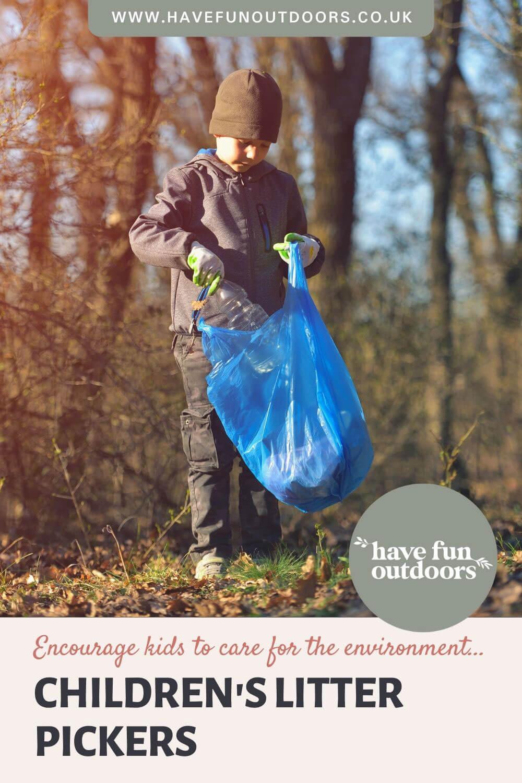 Children\'s Litter Pickers, Tools & Activities to Get Children Little Picking