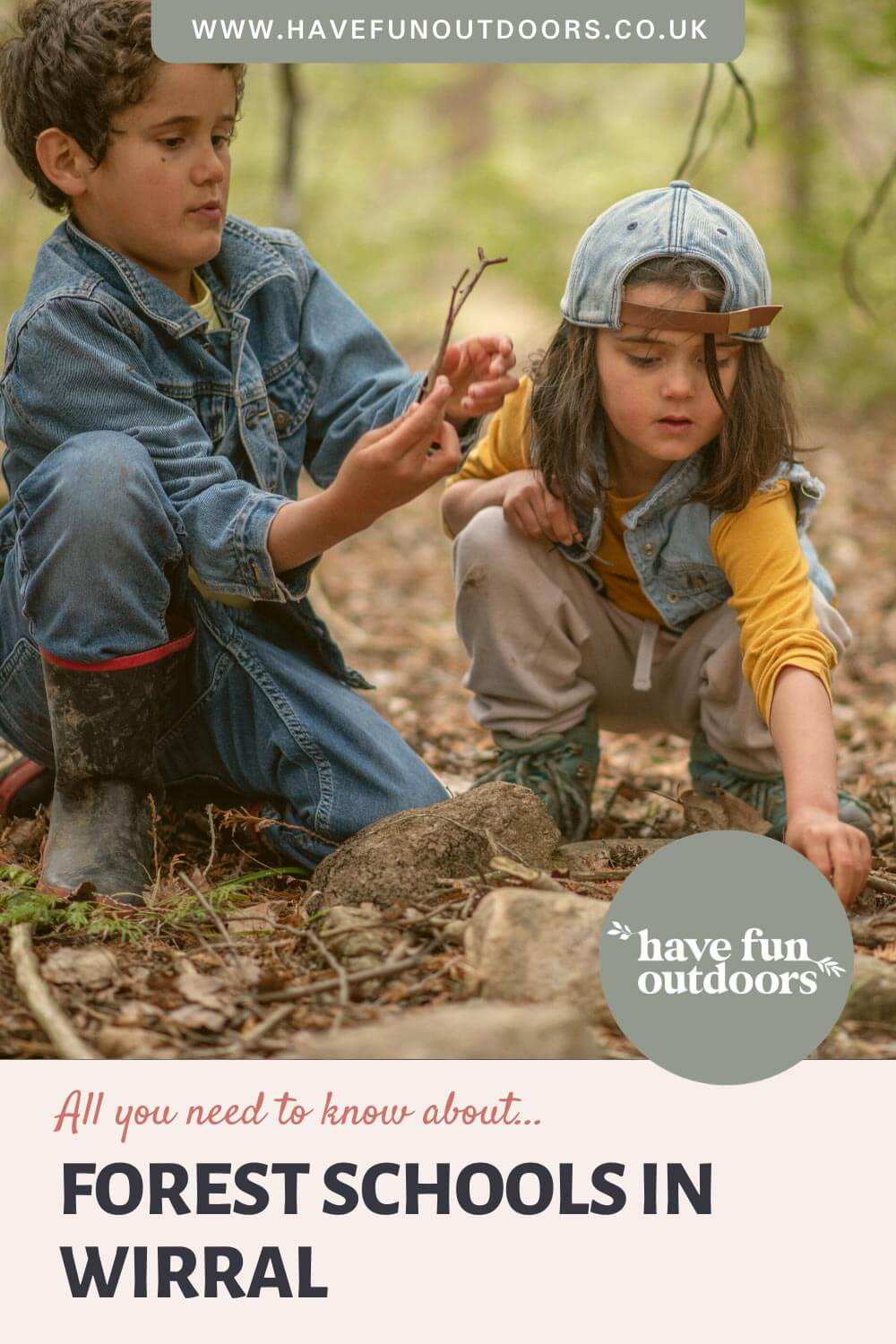 Wirral Forest Schools, Where To Do Forest Schools In Wirral