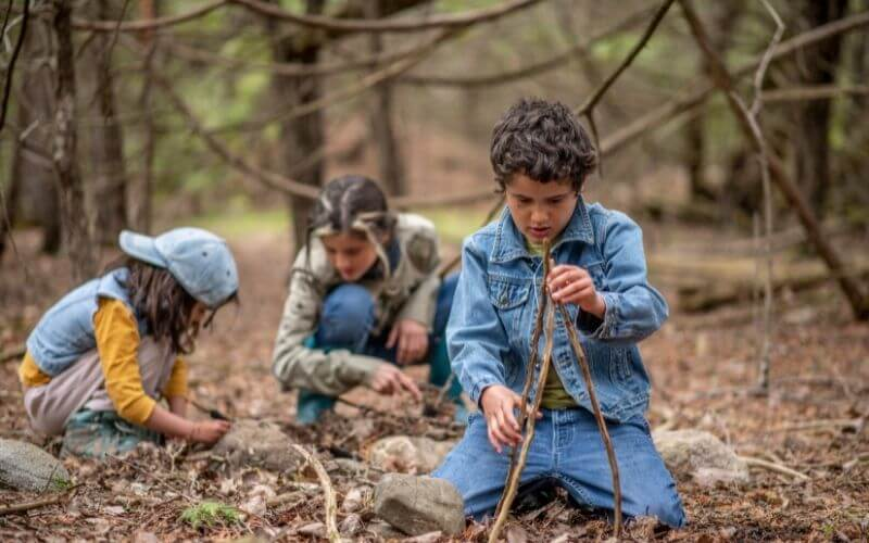 Kids Group Forest School Wirral