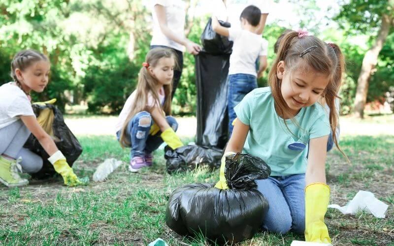 Litter Picking Activity