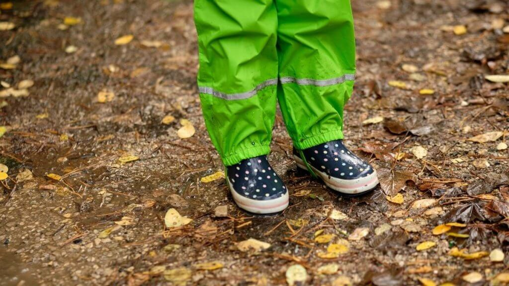 Forest school clothing