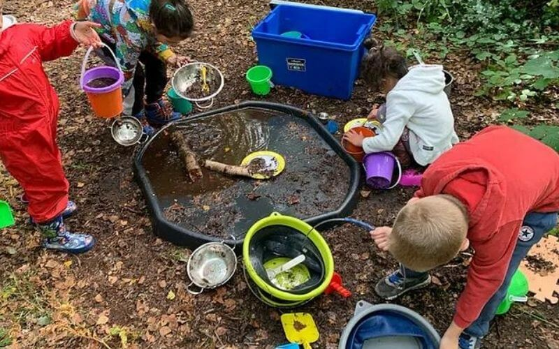 Wirral Forest Schools