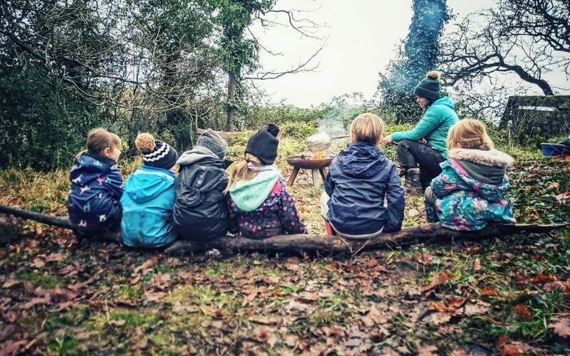 Wirral Wildlings Forest Schools