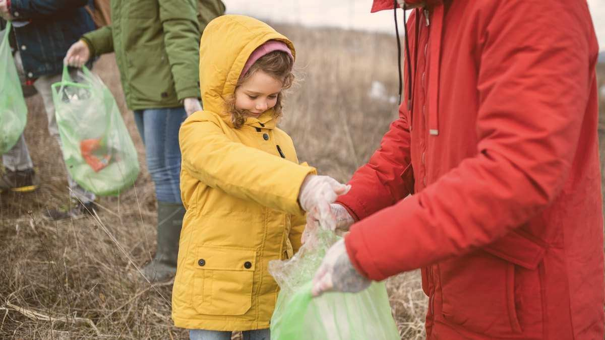 Children's Litter Pickers