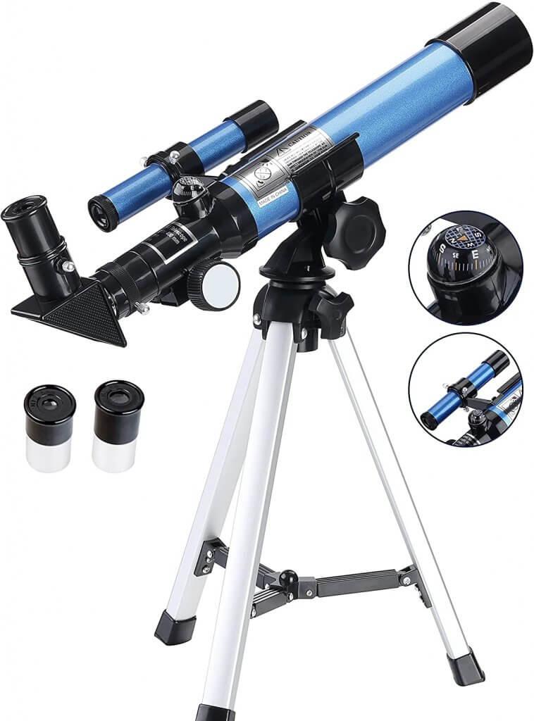 The Aomekie telescope is a great telescope for under £100