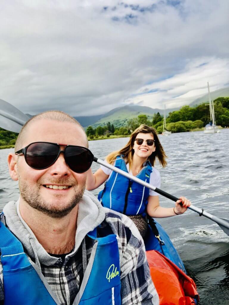 Ambleside YHA Waterhead Kayak Hire