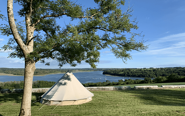 Bell Tents Pembrokeshire
