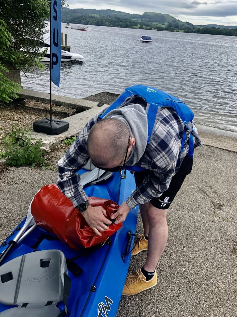 Dry Bag Kayak