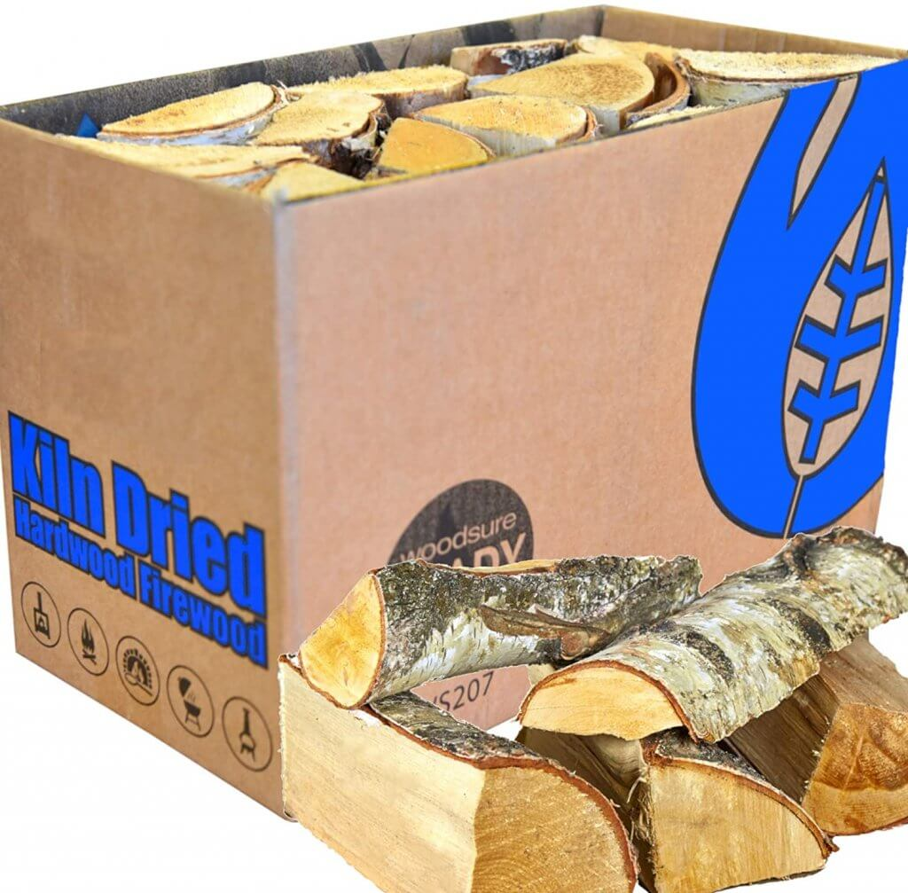 EcoBlaze kiln dried birch is the perfect wood for pizza ovens