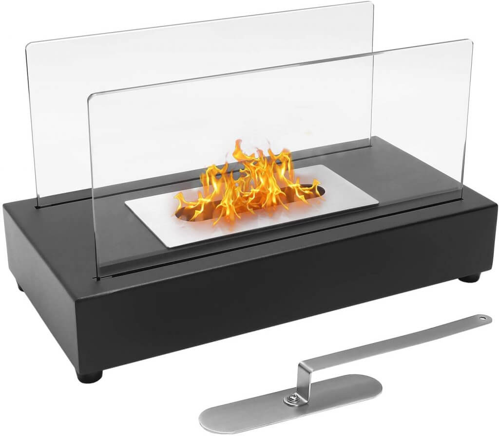 Elan Garden tabletop ethanol fire pit