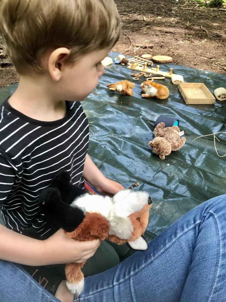 Forest School Free Play