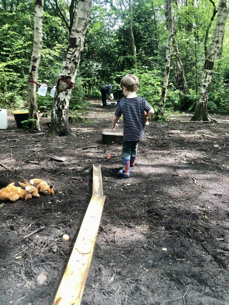 Grow Wellbeing Forest School