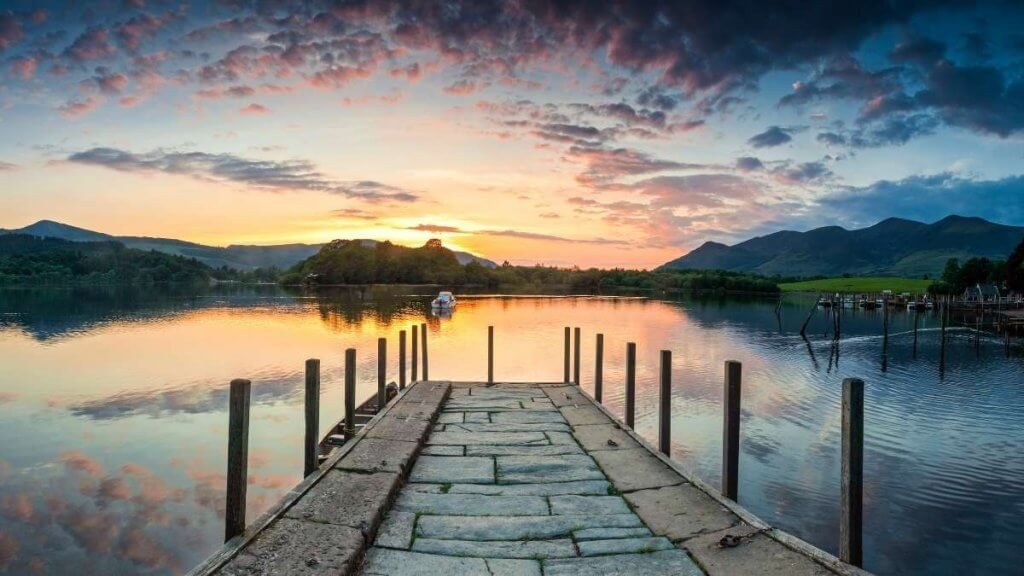 Lake District Open Water Swimming