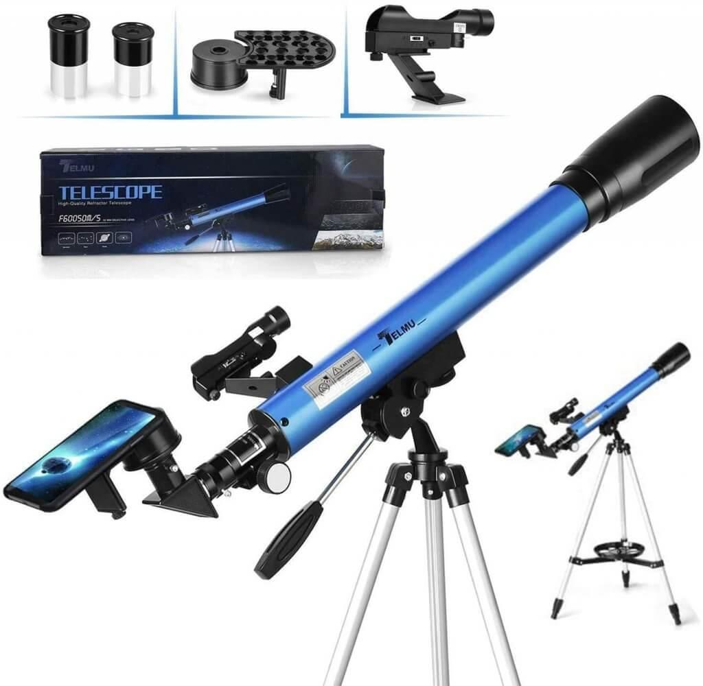 TELMU telescope for beginners