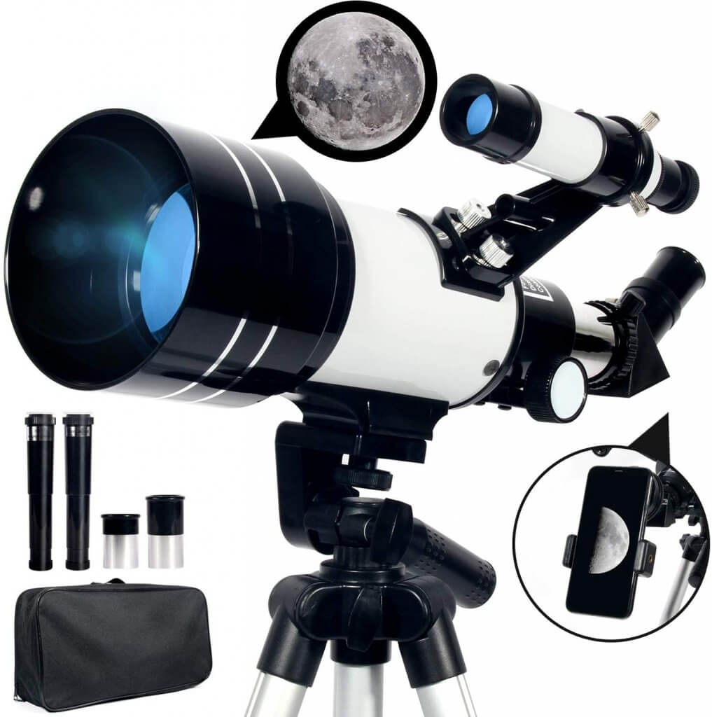 Upchase Telescope | For beginner adults and children