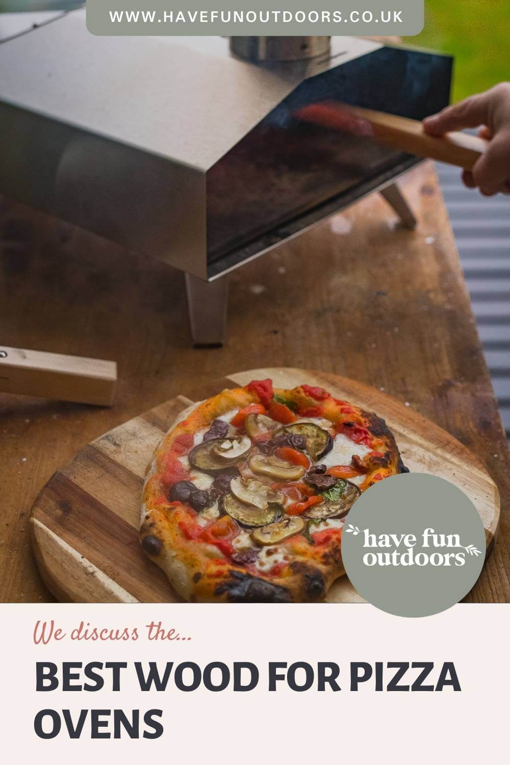 Best Wood For A Pizza Oven, What Wood Should You Use In A Pizza Oven?