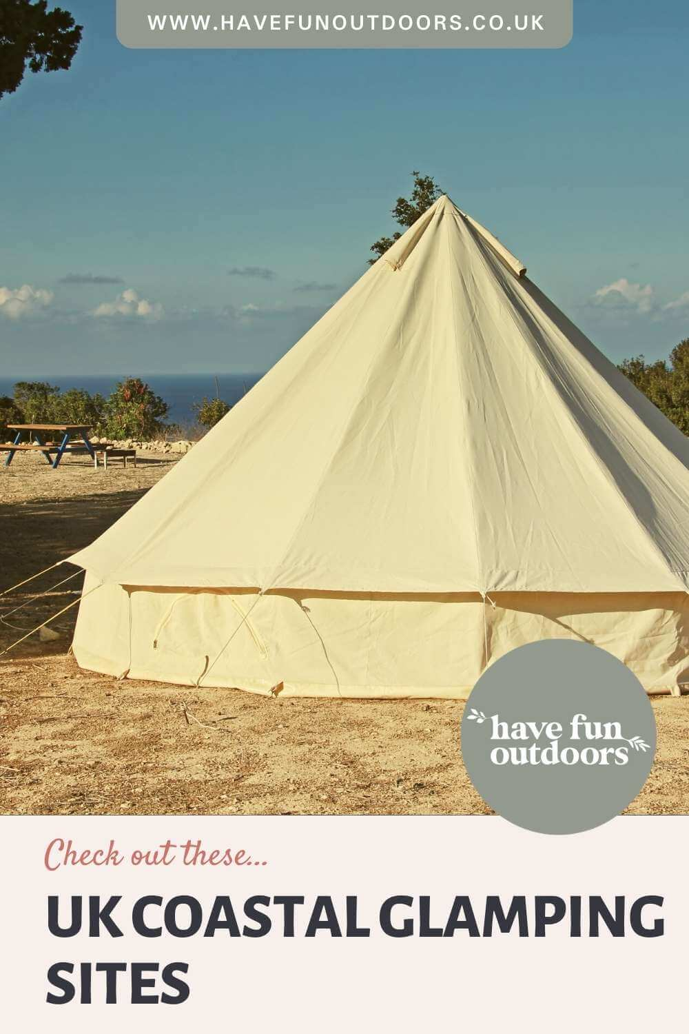 Glamping By The Sea, Best Coastal Glamping Sites In The UK