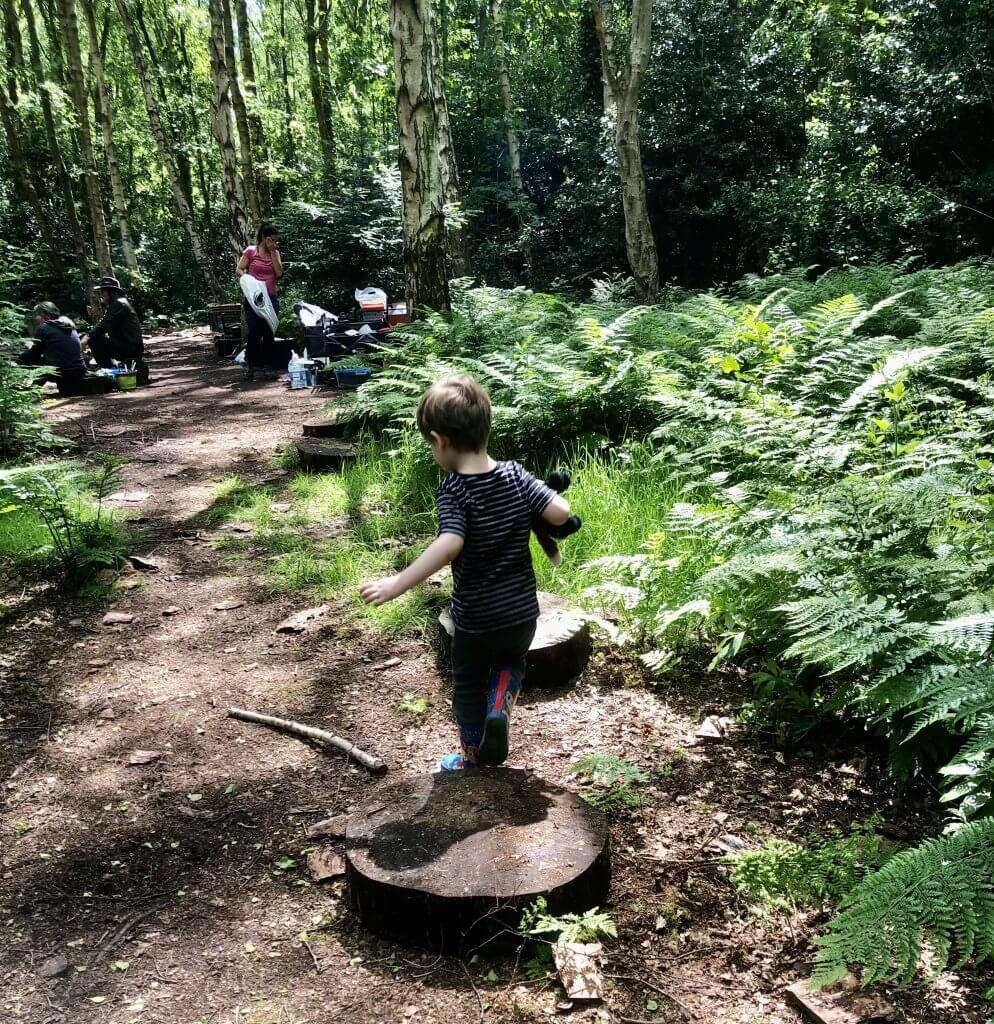 Grow Wellbeing Forest School Wirral