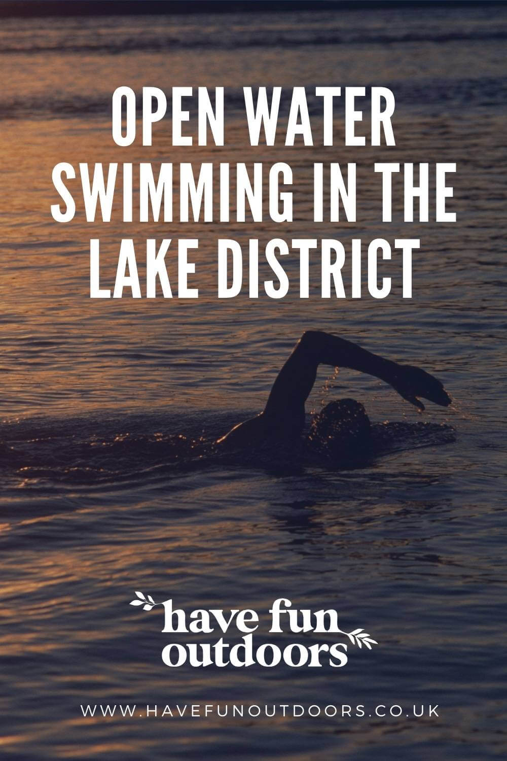 Open Water Swimming In The Lake District, All You Need To Know