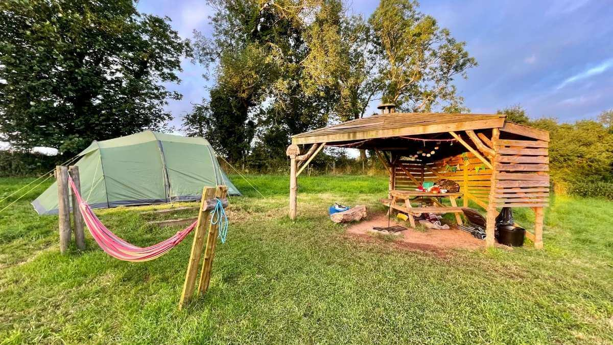 Eco Escape Campsite Review, Milford Haven, Pembrokeshire