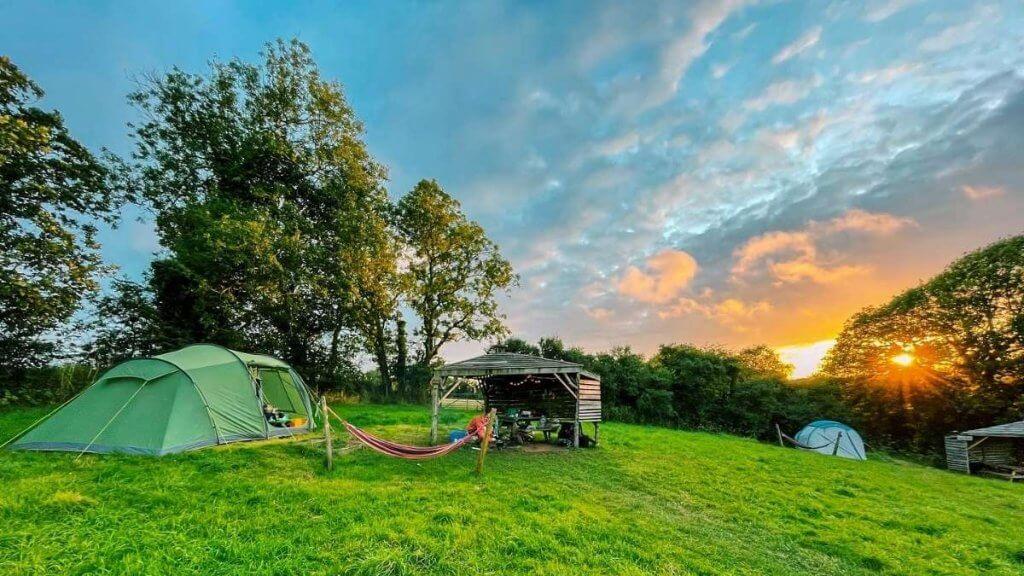 Eco Escapes Campsite Milford Haven