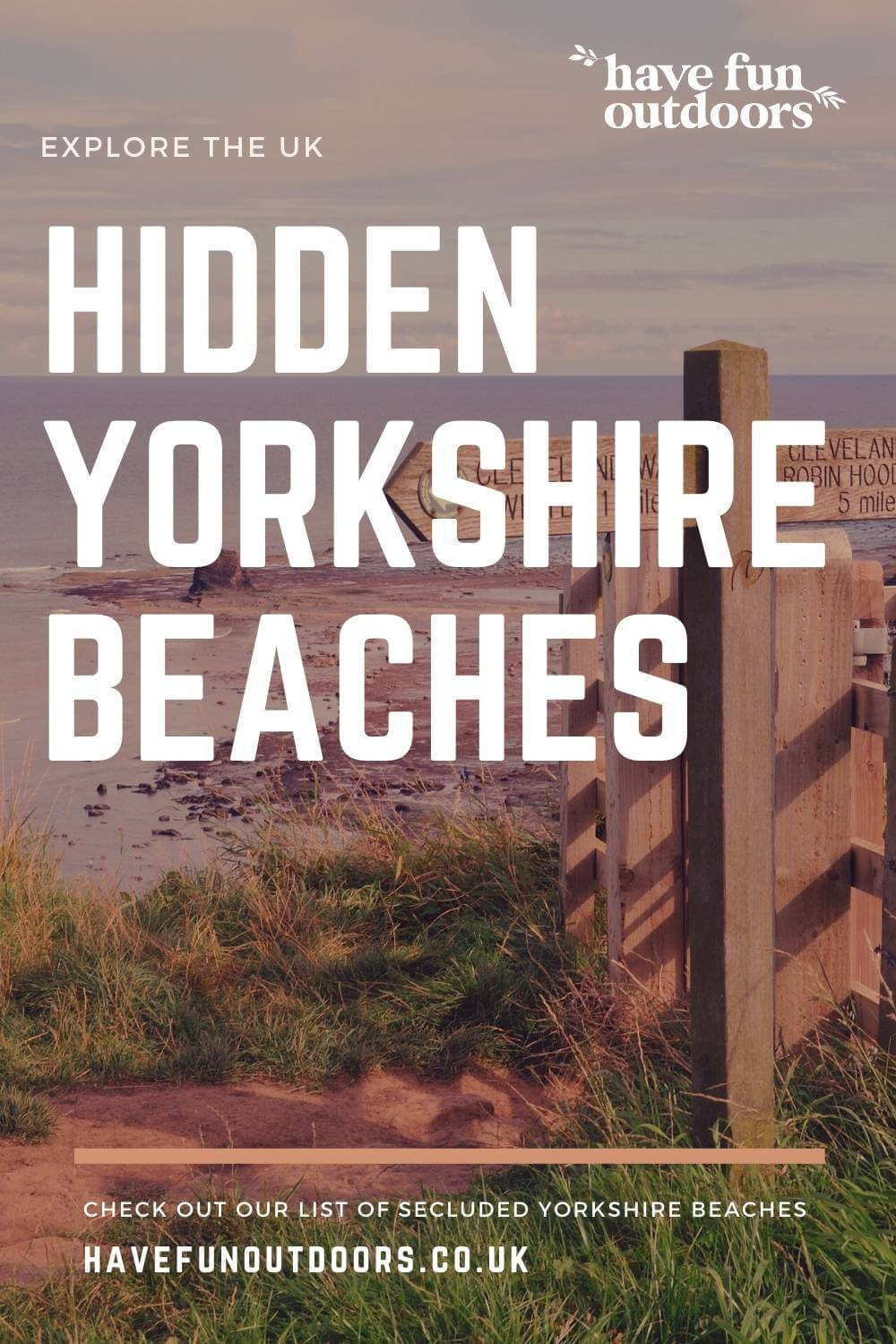 Hidden Beaches In Yorkshire, Secluded Beaches Along the Yorkshire Coast