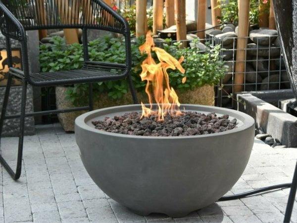 Nantucket Fire Bowl