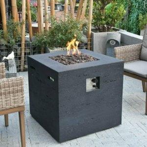 Ellington Fire Table