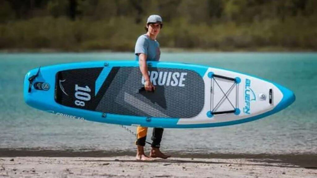 Bluefin Cruise Paddle Board Kayak Hyrbid