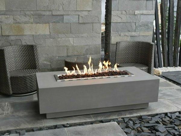 Granville Fire Table