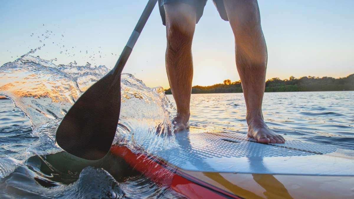 Best Paddle Board Kayak Hybrids
