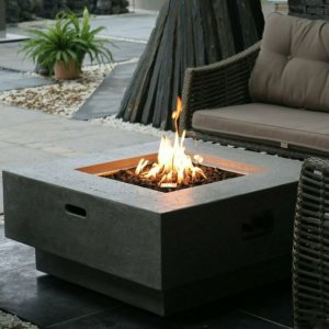 Manhattan Gas Fire Table