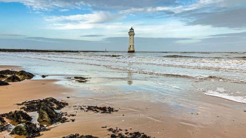 New Brighton has lot of things to do for kids in Wirral