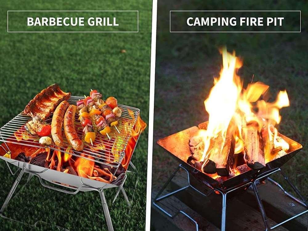 Skysper Camping BBQ