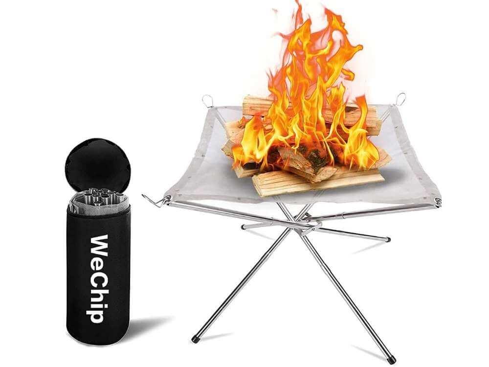 WeChip Portable Fire Pit