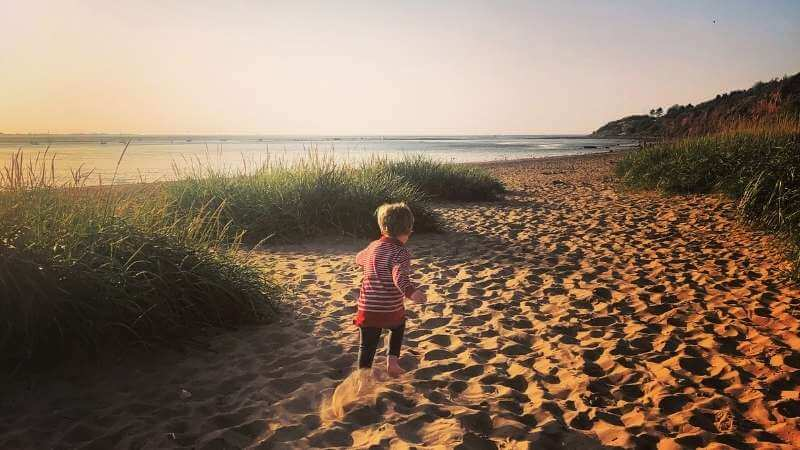 Wirral Country Park is perfect for children