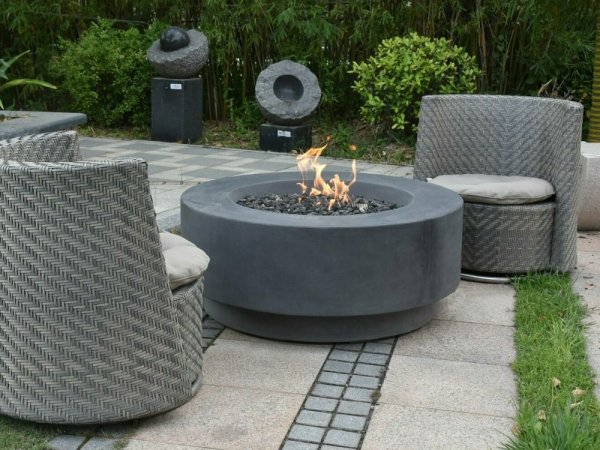 Ross Fire Pit Table